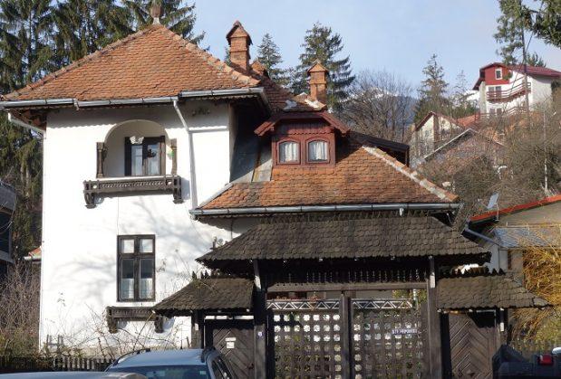 Casa Dumitru Neacşu, model al frumuseţii simple